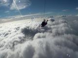 Мой первый прыжок с парашютом 4000 метров!!!!